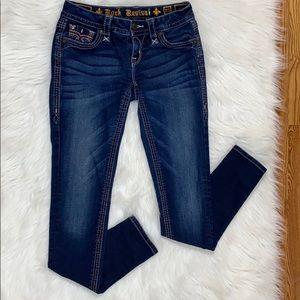 Rock Revival Alivia Skinny Jeans
